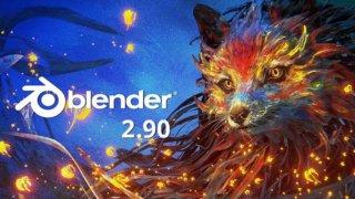 Blender2.90リリース