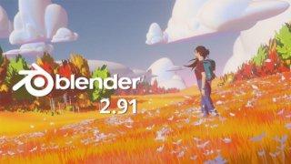 Blender2.91リリース