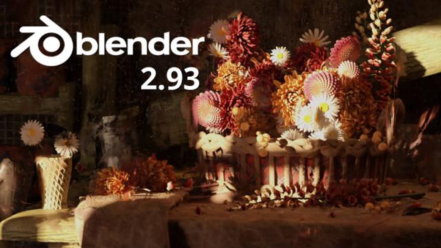 Blender 2.93