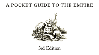 A Pocket Guide To The Empire 3rd