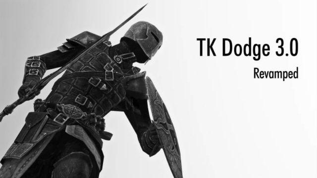 TK Dodge Title