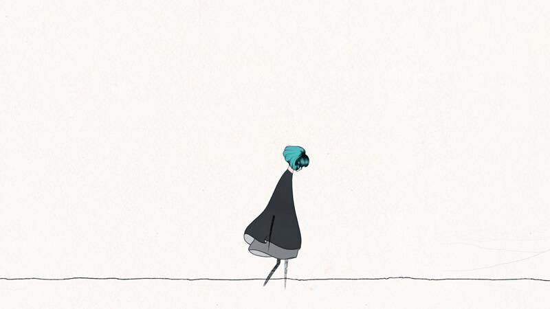 GRIS 歩く