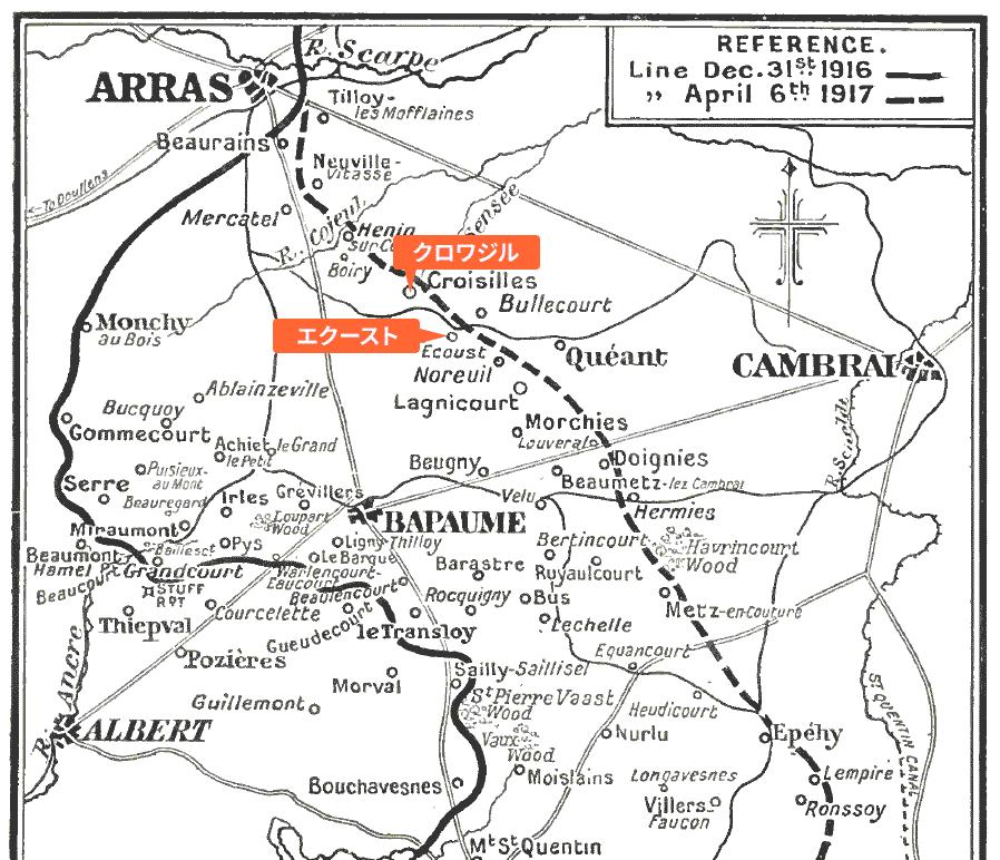 1917とアルブレッヒ作戦