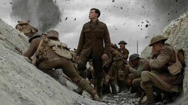 映画1917