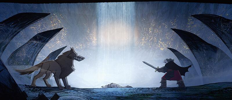 狼vs護国卿
